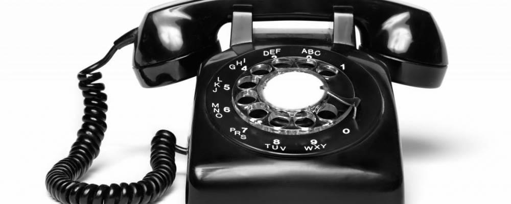 Telefonskrekk? Bli kvitt det